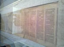 Dead Sea Scrolls at APU